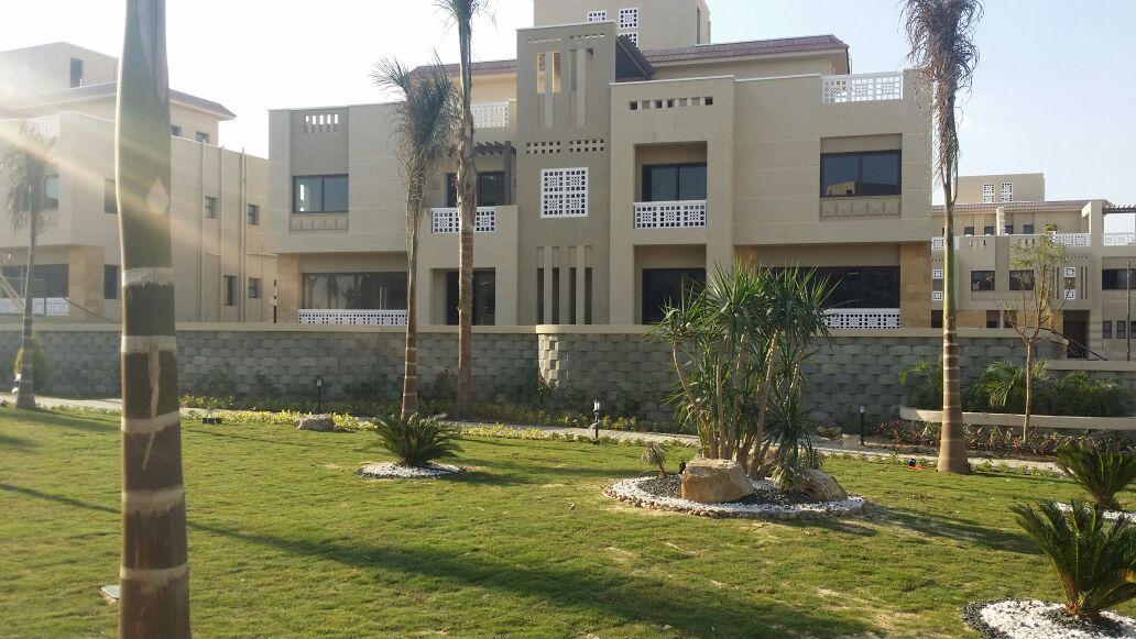 Green 4 Compound Villa El Sheikh Zayed
